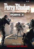 Rüdiger Schäfer: Perry Rhodan Neo 94: Schergen der Allianz ★★★★