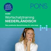 PONS mobil Wortschatztraining Niederländisch - Für Anfänger - das praktische Wortschatztraining für unterwegs