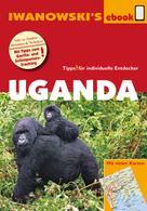 Heiko Hooge: Uganda – Reiseführer von Iwanowski ★★★★
