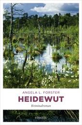 Heidewut - Kriminalroman
