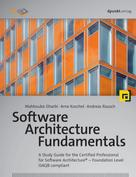 Mahbouba Gharbi: Software Architecture Fundamentals