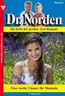 Patricia Vandenberg: Dr. Norden 613 – Arztroman ★★★★★