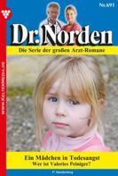 Patricia Vandenberg: Dr. Norden 691 – Arztroman ★★★★