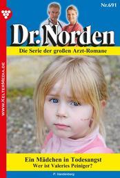Dr. Norden 691 – Arztroman - Ein Mädchen in Todesangst