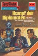 Ernst Vlcek: Perry Rhodan 760: Kampf der Diplomaten ★★★★