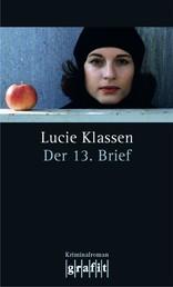 Der 13. Brief - Lila Zieglers erster Fall