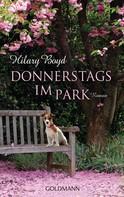 Hilary Boyd: Donnerstags im Park ★★★★