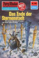 Marianne Sydow: Perry Rhodan 986: Das Ende der Sternenstadt ★★★★