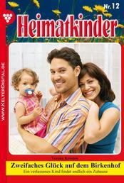 Heimatkinder 12 – Heimatroman - Zweifaches Glück auf dem Birkenhof
