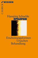 Hansjörg Schneble: Epilepsie ★★★★