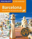 Julia Macher: POLYGLOTT Reiseführer Barcelona zu Fuß entdecken ★★★★★