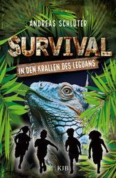 Survival - In den Krallen des Leguans - Band 8