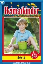 Heimatkinder Box 2 – Heimatroman - E-Book 6-10