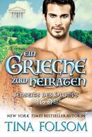 Tina Folsom: Ein Grieche zum Heiraten (Jenseits des Olymps - Buch 2) ★★★★