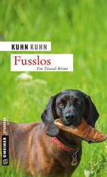 Fusslos - Noldi Oberholzers dritter Fall