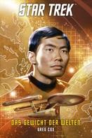 Greg Cox: Star Trek - The Original Series: Das Gewicht der Welten ★★★★