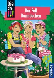 Die drei !!!, 61, Der Fall Dornröschen (drei Ausrufezeichen)