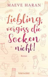 Liebling, vergiss die Socken nicht! - Roman