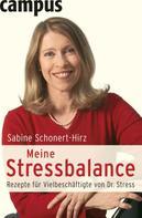Sabine Schonert-Hirz: Meine Stressbalance ★★★★★