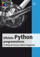 Brett Slatkin: Effektiv Python programmieren