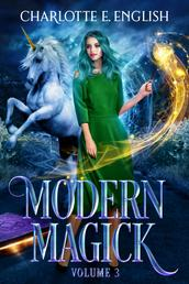 Modern Magick, Volume 3 - Books 7-9
