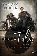 Sandra Binder: Biker Tales: In der Liebe und im Krieg ★★★★