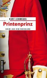 Printenprinz - Kriminalroman