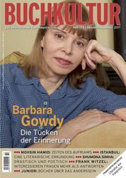 Magazin Buchkultur 174 - Das internationale Buchmagazin
