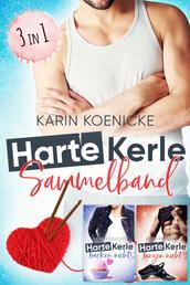 Harte Kerle 1 -3 Sammelband - Liebe im Café Woll-Lust