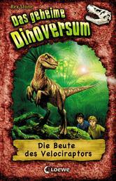 Das geheime Dinoversum (Band 5) - Die Beute des Velociraptors