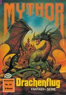 W. K. Giesa: Mythor 34: Drachenflug ★★★★★