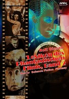 Rolf Giesen: LEXIKON DES PHANTASTISCHEN FILMS, BAND 2 - Horror, Science Fiction, Fantasy
