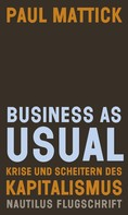 Paul Mattick: Business as usual