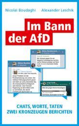 Im Bann der AfD - Chats, Worte, Taten – Zwei Kronzeugen berichten