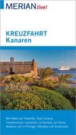 Susanne Lipps-Breda: MERIAN live! Reiseführer Kreuzfahrt Kanaren