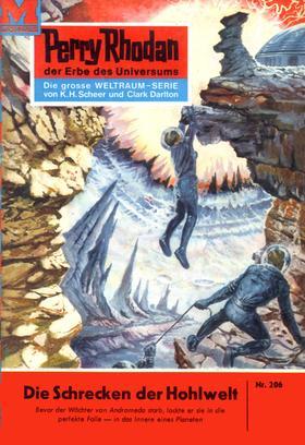 Perry Rhodan 206: Die Schrecken der Hohlwelt