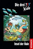 Boris Pfeiffer: Die drei ??? Kids, 41, Insel der Haie (drei Fragezeichen Kids) ★★★★★