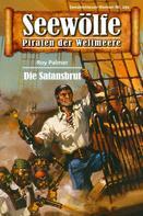 Roy Palmer: Seewölfe - Piraten der Weltmeere 291 ★★★★