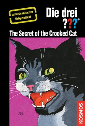 The Three Investigators and the Secret of the Crooked Cat