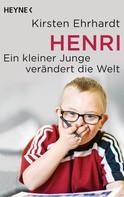 Kirsten Ehrhardt: Henri ★★★★