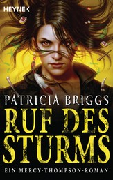 Ruf des Sturms - Mercy Thompson 11 - Roman