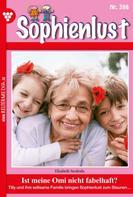 Elisabeth Swoboda: Sophienlust 398 – Familienroman ★★★★★