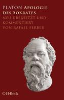 Platon: Apologie des Sokrates
