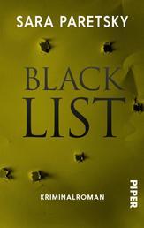 Blacklist - Kriminalroman