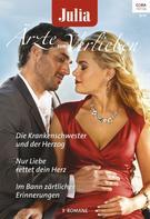 Kate Hardy: Julia Ärzte zum Verlieben Band 108 ★★★★