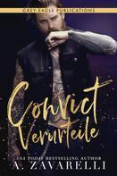 A. Zavarelli: Convict – Verurteile ★★★★