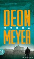 Deon Meyer: Cobra ★★★★★