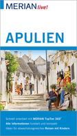 Nicoletta De Rossi: MERIAN live! Reiseführer Apulien ★★★★