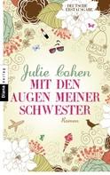 Julie Cohen: Mit den Augen meiner Schwester ★★★★