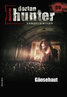 Roy Palmer: Dorian Hunter 59 - Horror-Serie